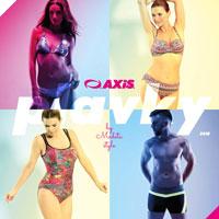 Katalog Axiswear - plavky 2018