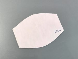 Ochranná rouška + filtrační vložka - 10ks (set) OR-C-20-2