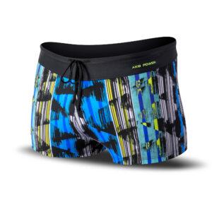 Pánské nohavičkové plavky AXiS®. Větší velikosti.