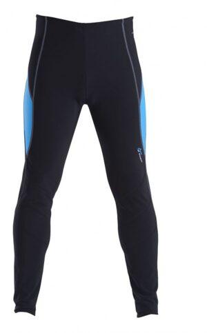 Pánské sportovní zimní kalhoty AXiS® černé s modrou