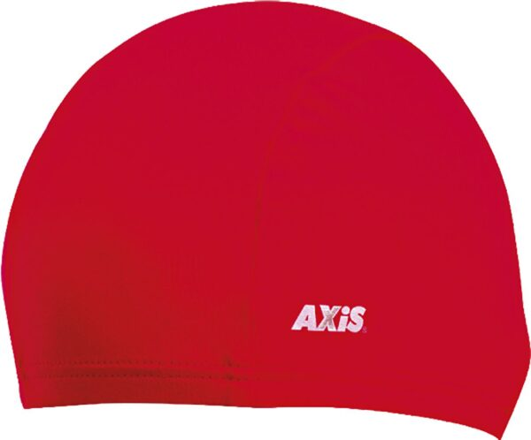 Plavecká čepice AXiS® červená