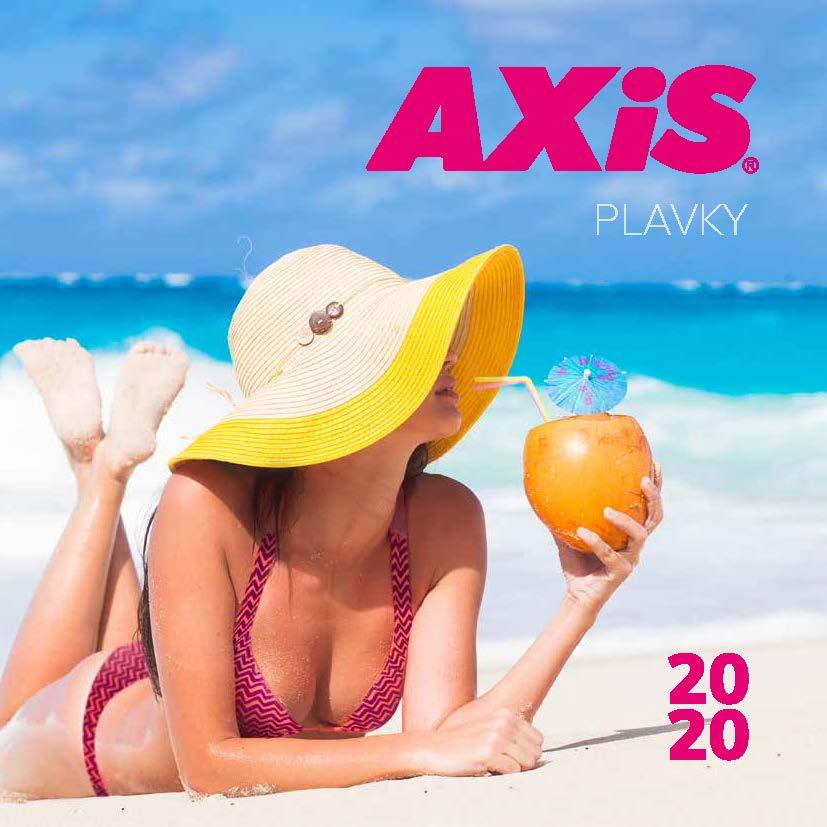 Katalog Axiswear - plavky 2020